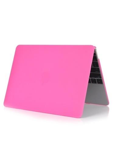 Mcstorey MacBook Pro Retina A1502 A1425 13 inç Kılıf Kapak Koruyucu Hard ıncase Matte Pembe